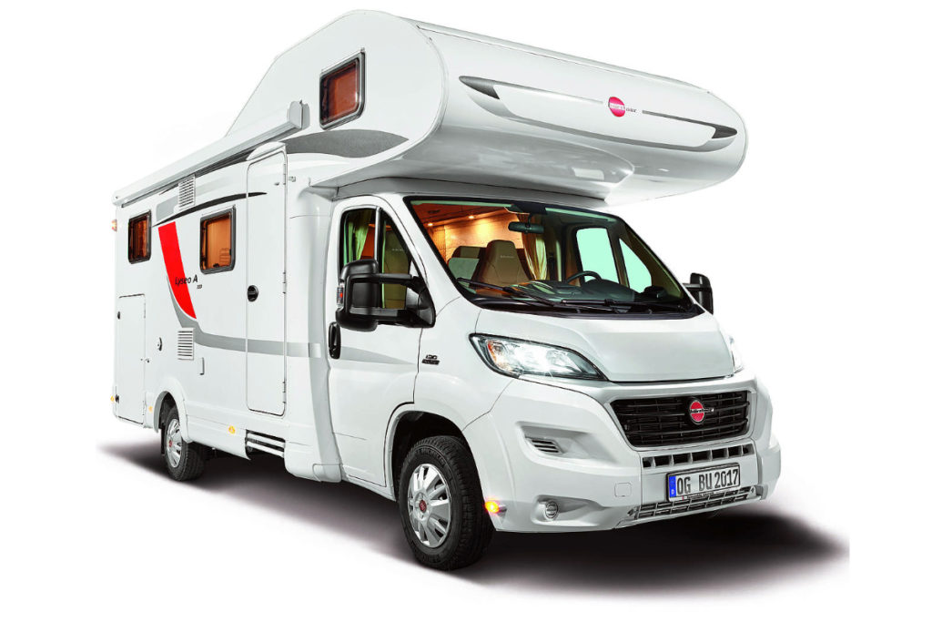 Čalounění karavanů