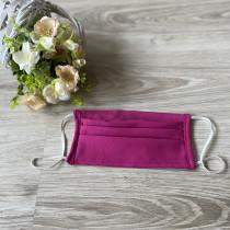 Ochranná rouška - bavlněná růžová