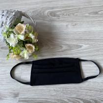 Ochranná rouška - bavlněná černá